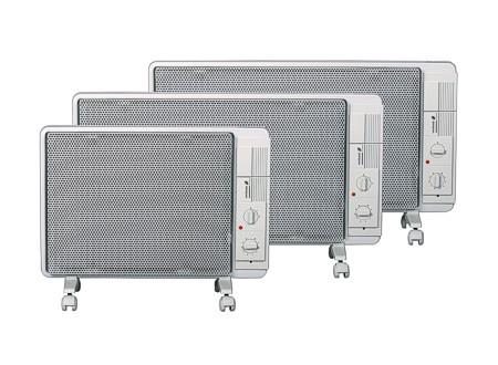 Sistemas de calefaccion electrica amazing esquema with - Placas electricas calefaccion ...
